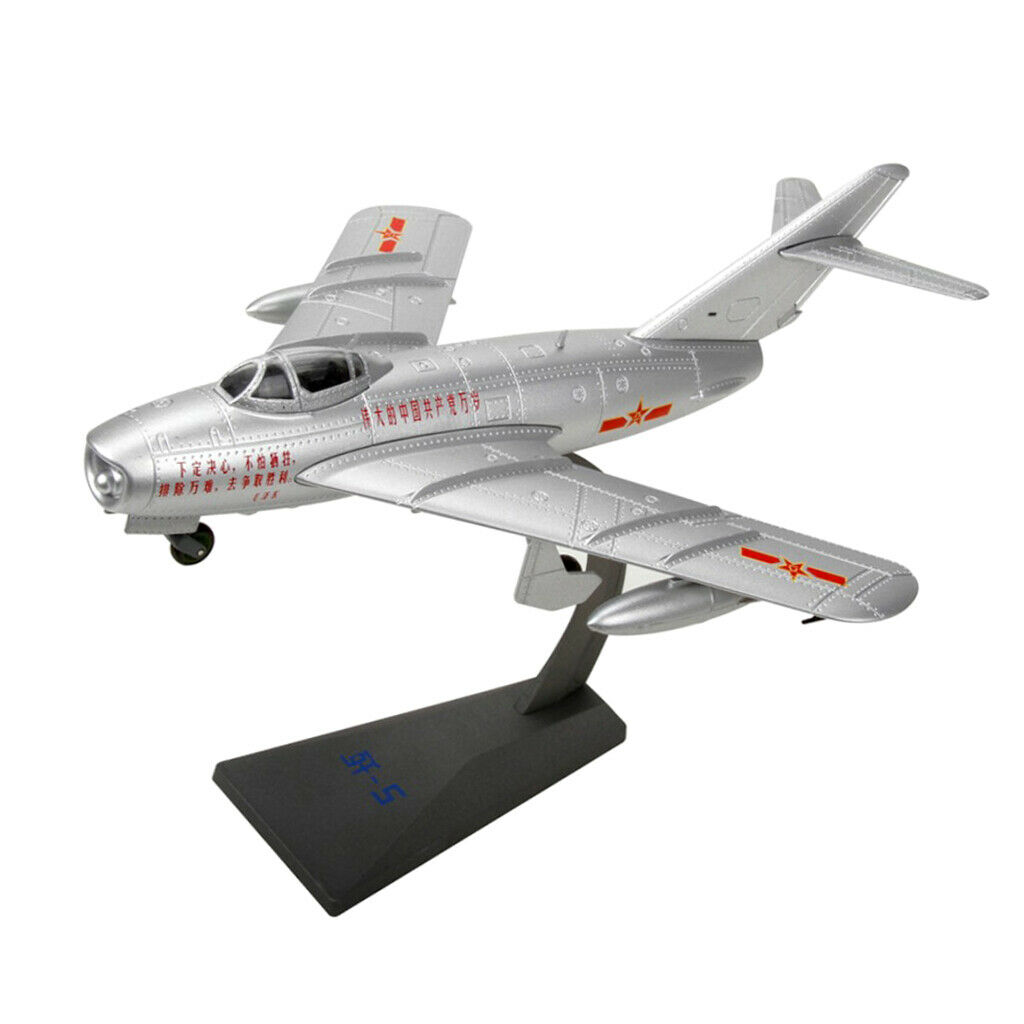1 48 Zinc Alloy Diecast Airplane Model J-5 Collections Gift for Army Fans