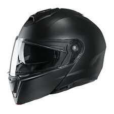 Semi Flat Black//Small HJC Helmets Solid Mens CL-MAX 3 Modular Street Motorcycle Helmet