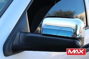 Mcdo104 02 09 Dodge Ram 2500 3500 Chrome Side Mirror