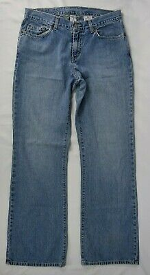 Independent Lucky Brand American Dungarees Womens Light Was Blue Jeans Size 12/31 Waterproof Shock-Resistant And Antimagnetic Clothing, Shoes & Accessories Jeans