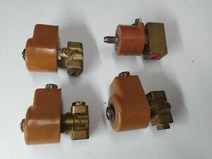 Lot d' Electrovannes miniatures LUCIFER  24v  unité 121K02