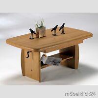 w stmann couchtisch oder beistelltisch cantana 3000 buche massiv 9507 9511 ebay. Black Bedroom Furniture Sets. Home Design Ideas