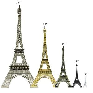 Allgala-Eiffel-Tower-Statue-Decor-Alloy-Metal-Various-Color-and-Size