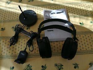 casque sans fil sony wireless mdr-rf811r