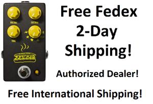 New-JHS-Muffuletta-Fuzz-Overdrive-Distortion-Muff-Guitar-Effects-Pedal