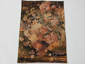 Vintage French Beautiful Scene Tapestry 91x63cm (T874)