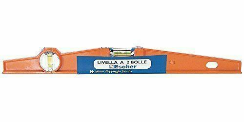 LIVELLA A Bolla Magnetica In Alluminio Fiala 80 100cm Con 2 3 5 Bolle Fiale Sola