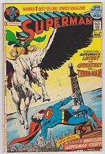Superman #249, Fine - Very Fine Condition.