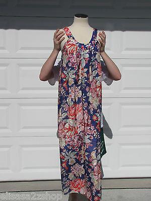 PräZise Damen Mary Mcfadden Vintage Langes Kleid GrÖsse S Sm Designer Selten Dauerhafte Modellierung