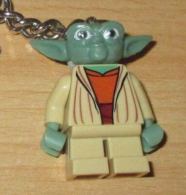 Figuren 2 Doppelte Laserschwerte Transparent Blau Joda Lego Star Wars f