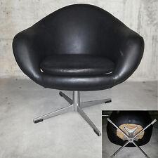 poltrona cocktail design anni 50 60 girevole swivel armchairs no cassina mim b&b
