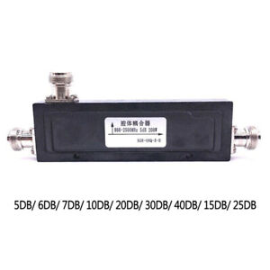 Female-RF-Directional-Coupler-Coaxial-200W-N-Type-Replacement-800-2500MHz