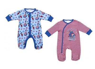 UnabhäNgig Neu Baby Jungen Baumwolle Strampler Gr.50 56 62 68 Englandmode