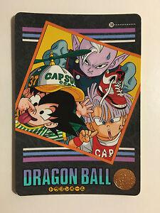 Dragon ball z carddass hondan prism 293