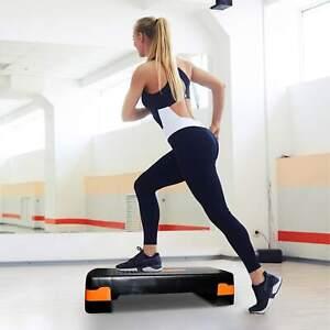 Pedana Da Step Aerobica Fitness Stepper Muscoli Palesta Pilates Yoga Sport