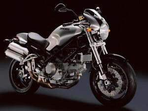 Ducati Monster S2r 1000 Workshop Service Manual Download Ebay