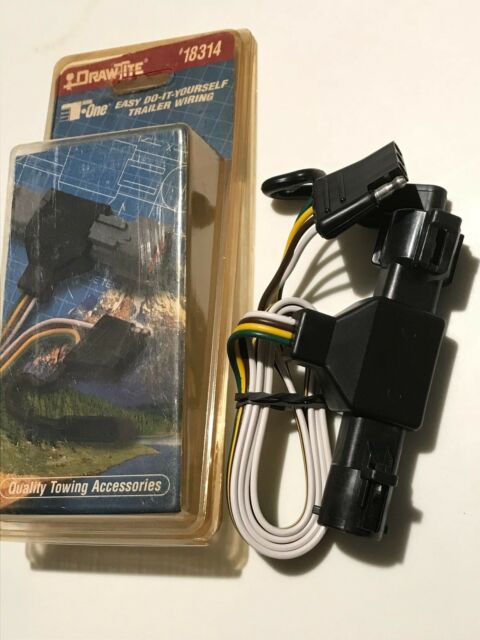 trailer tow harness towready 18314, 1986-1992 ford ranger pickup truck,draw-