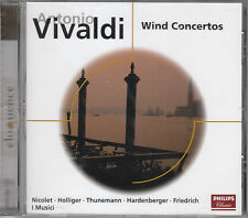 VIVALDI WIND CONCERTOS I MUSICI CD
