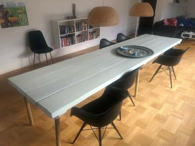 Bord/stolesæt, Plankebord
