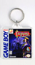 CASTLEVANIA LEGENDS NINTENDO GAME BOY KEYRING LLAVERO