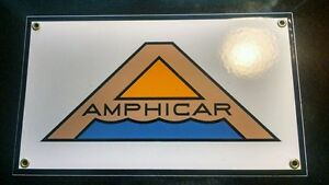 Amphicar-Porcelain-Sign