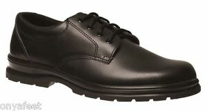 GROSBY-EDUCATE-SNR-MENS-Black-Comfortable-SCHOOL-FORMAL-CASUAL-SHOES-WORK-CHEAP