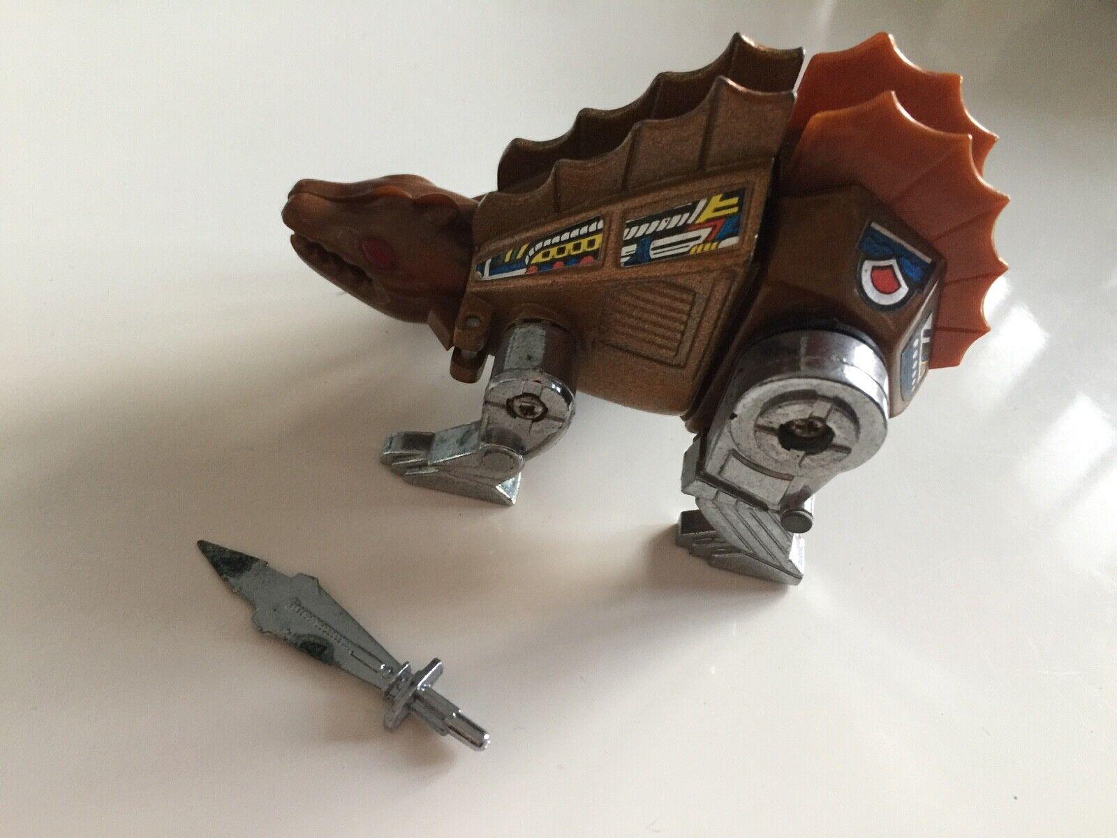 Transformers die-cast metal dwarf SNARL prehistory dinobot TAIWAN