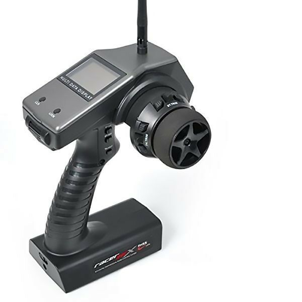 Radiocommande à volant Racer 3GX 2,4 GHz T2M