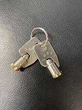 Seaga Vending Machine Keys Sm 210 Barrel Key Set Of 2