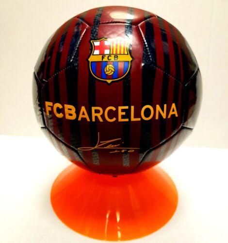 FC Barcelona Authentic officiel BALLON DE FOOT Nº 5 plusieurs couleurs