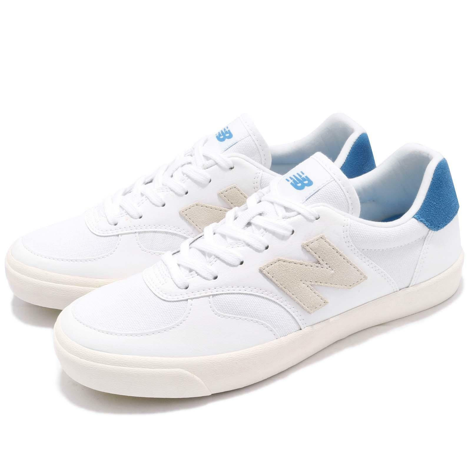 New Balance CRT300XA D Court 300 White Beige bluee Men shoes Sneakers CRT300XAD