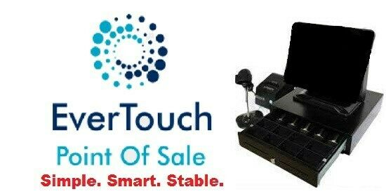 The most affordable point of sale in the market.