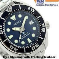 SEIKO PROSPEX SBDC033 Automatic Diver Scuba 200m Blue Men's Watch Made in Japan