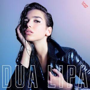 Dua Lipa Music CD Album Cover Wall Hot Poster 16x16 24x24 30 Y153