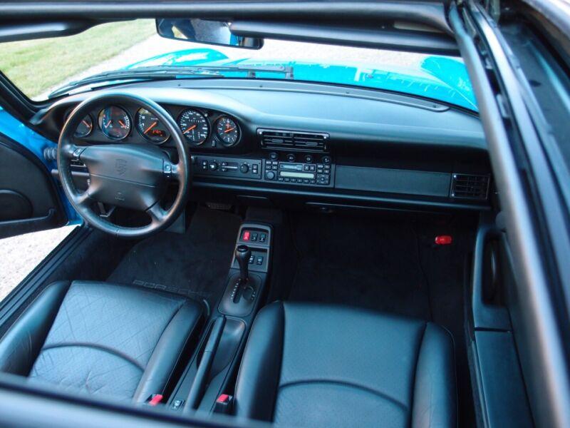 Porsche 911 Targa aut. - 5