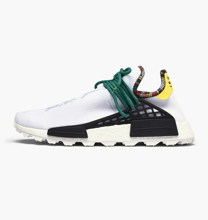 Men's Brand New Adidas PW SOLAR HU NMD Athletic Fashion Sneakers [EE7583]