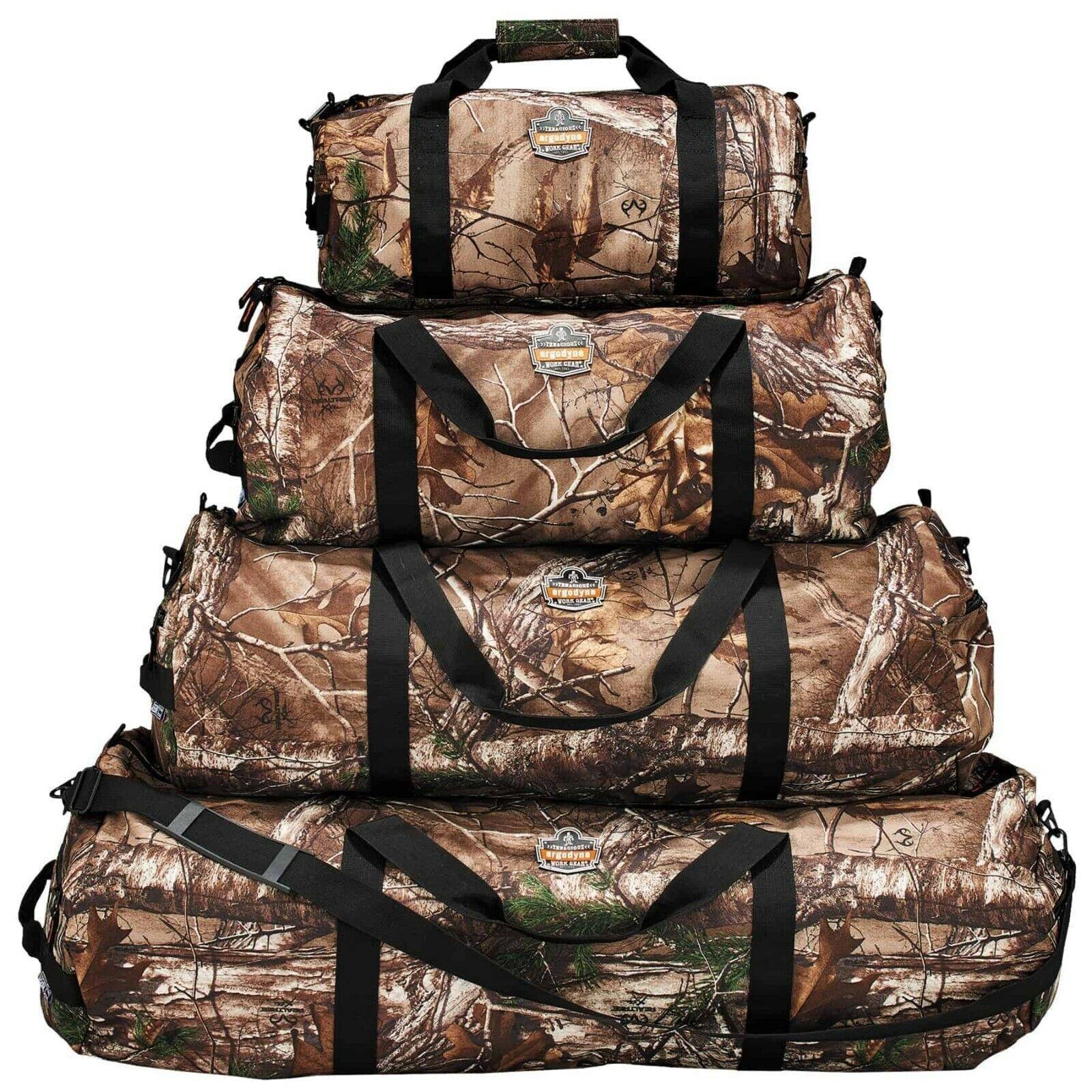 Ergodyne Arsenal 5020 Realtree Xtra Standard Gear Duffel Bag, LG, NEW, Free Ship