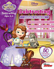 Sofia the First - Subtracting, Ages 5-6: Ages 5-6 by Scholastic (Paperback, 2015)