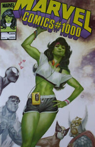 She-Hulk #4 Second Printing Variant Marvel Now Marvel Comics CB9412