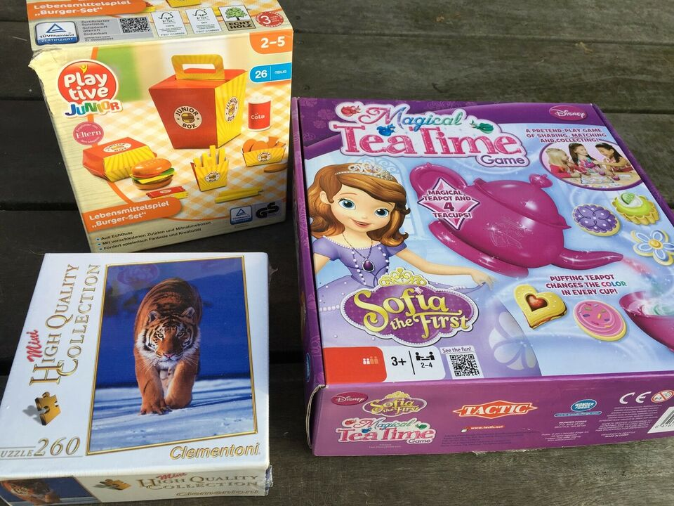 Legetøj og spil, brætspil