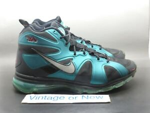 Details about Nike Air Max Griffey Fury Fuse Freshwater Black Silver 2012 sz 8