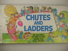 Chutes and Ladders Game 2004 Milton Bradley Board Games - Z0325