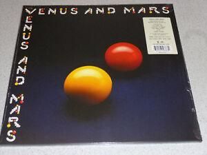 WINGS-Venus-And-Mars-LP-180g-Audiophile-Vinyl-NEU-amp-OVP-DLC