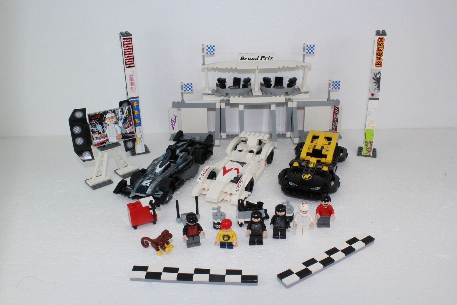 LEGO® 8161 Speed Racer - Grand Prix Race