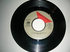 Foreigner - Waiting For A Girl Like You / I'm Gonna Win  45 Atlantic VG 1981