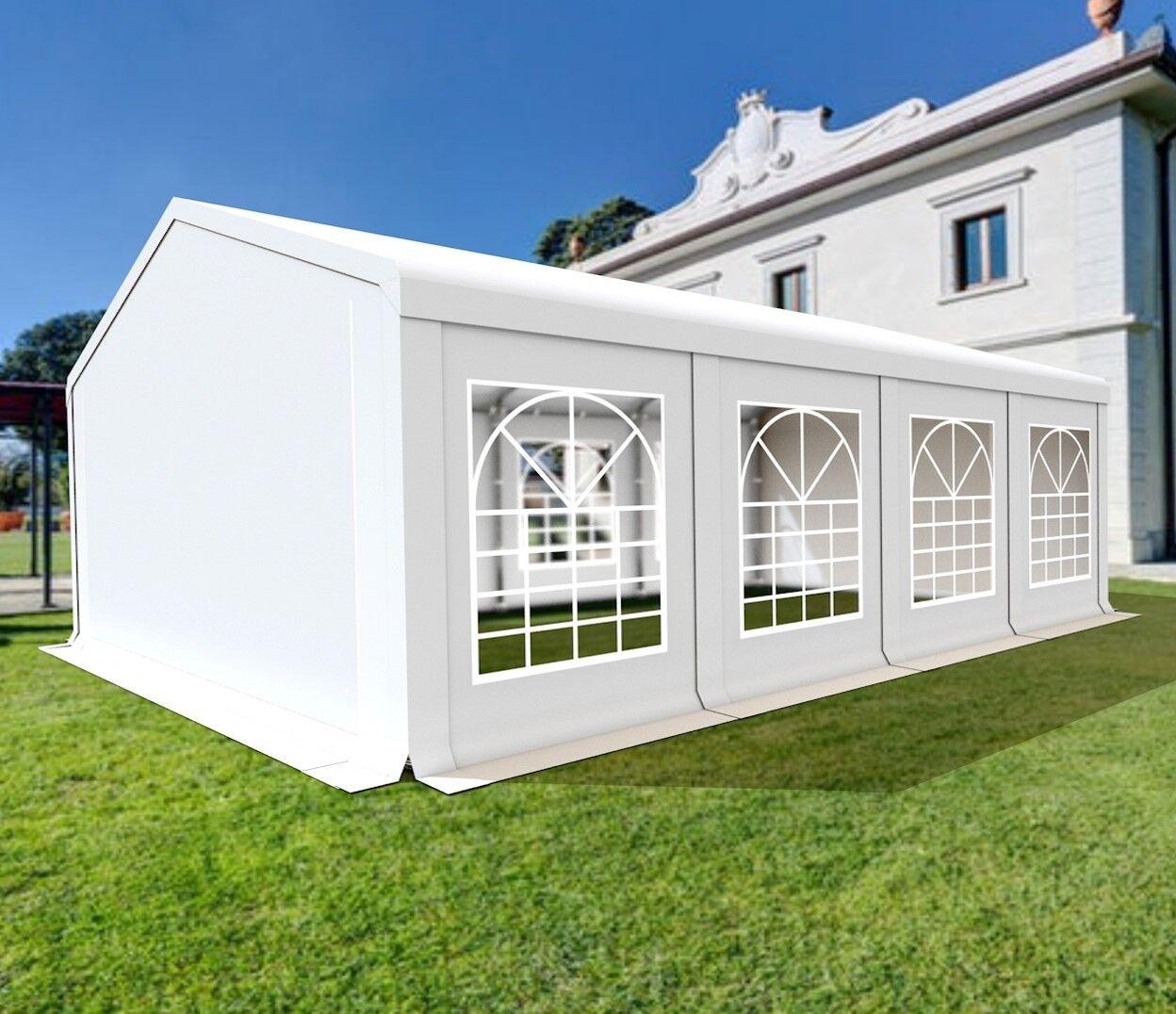 5x8 m Partyzelt Festzelt Pavillon Garten Gartenzelt Bierzelt  SMART TOP ANGEBOT | Preiszugeständnisse  | Verschiedene Stile und Stile  | Modern Und Elegant In Der Mode
