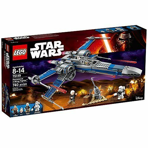 Lego 75149-Star Wars-X-Wing Resistance Fighter-Neuf