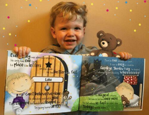 Baptism/'s Personalised Childrens Story Book Christening Gift Boys /& Girls