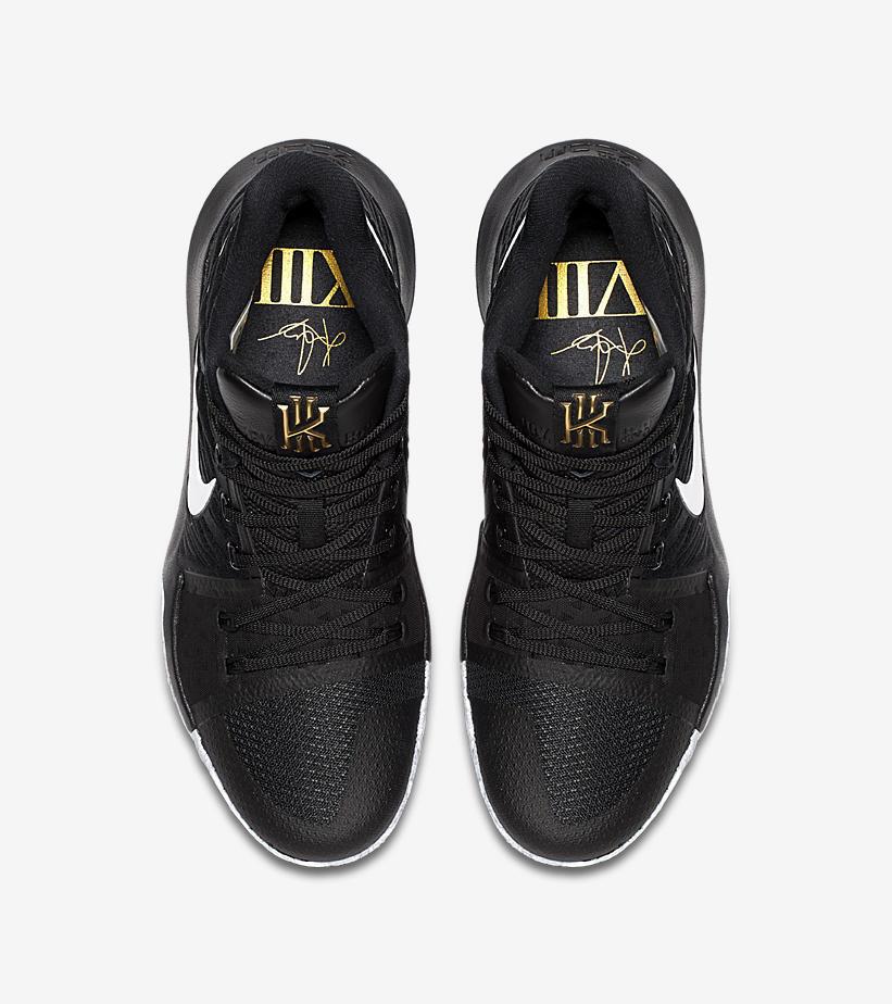 Nike 3 kyrie 3 Nike bhm schwarz -  -  11.852415-001 finals mvp lebron cavs d3ae9e