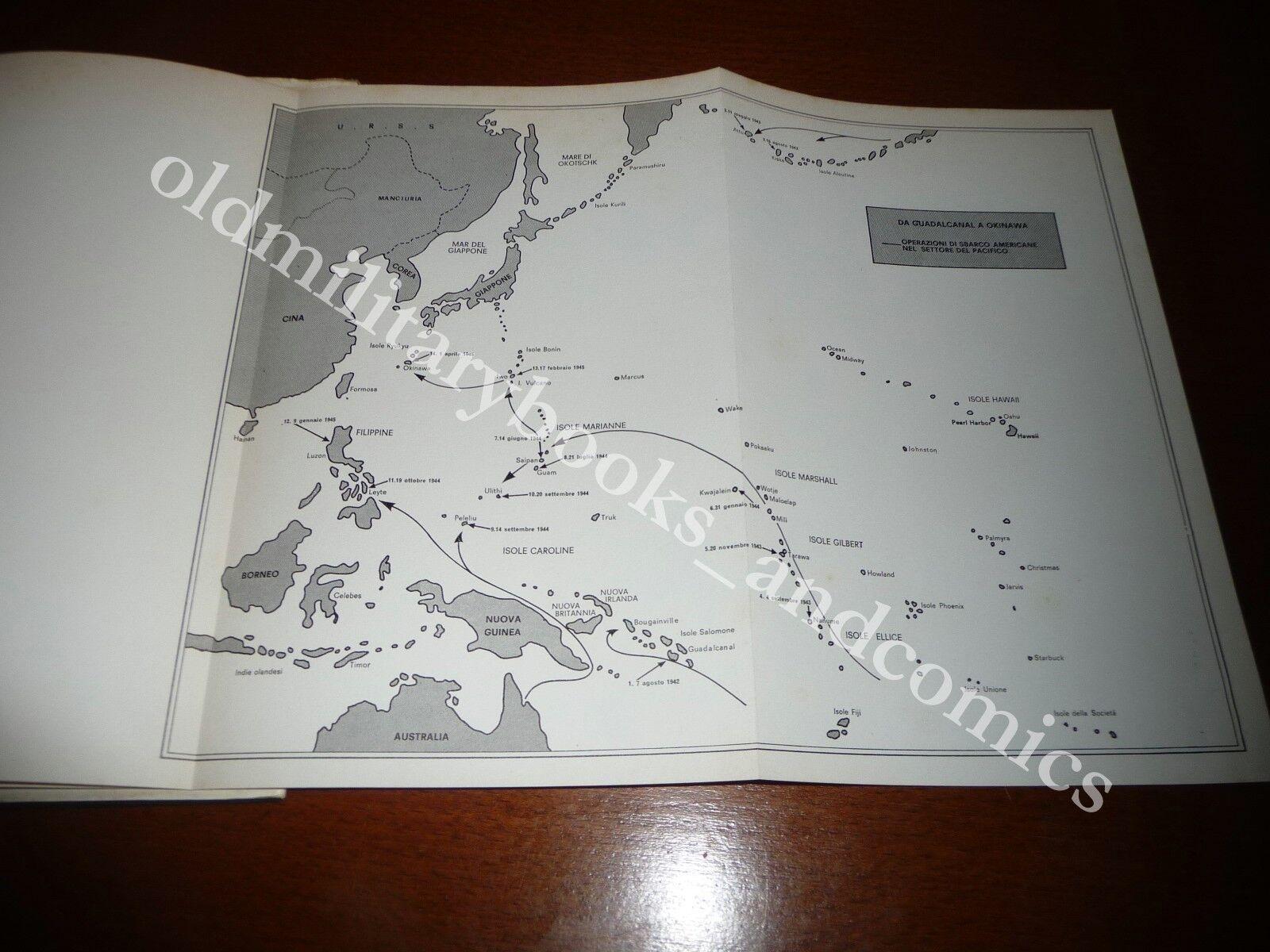 IN GUERRA SU DUE OCEANI S.E. MORISON LA MARINA AMERICANA NELLA WWII IMPORTANTE
